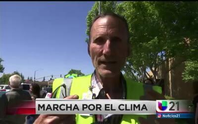 Marcha por el clima