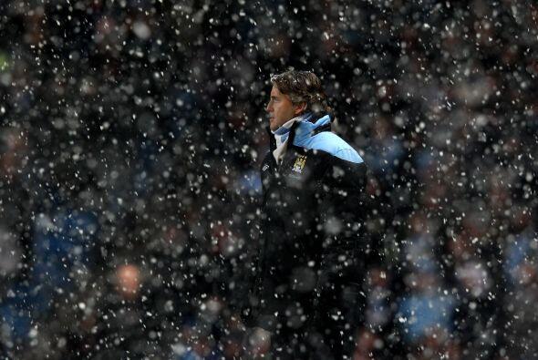 Hasta Mancini, técnico del 'City', se perdió entre los cop...