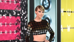 Taylor Swift en los MTV VMA's.