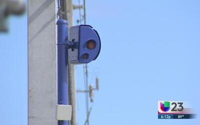 Más cámaras en los semáforos