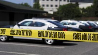 Policía se trasladó a la zona para hacer las investigaciones.
