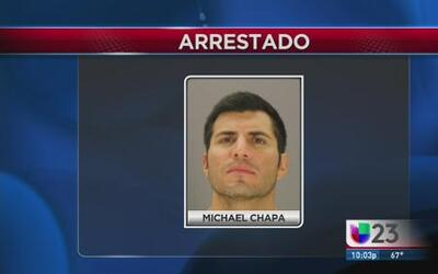 Arrestan a presunto violador en Dallas