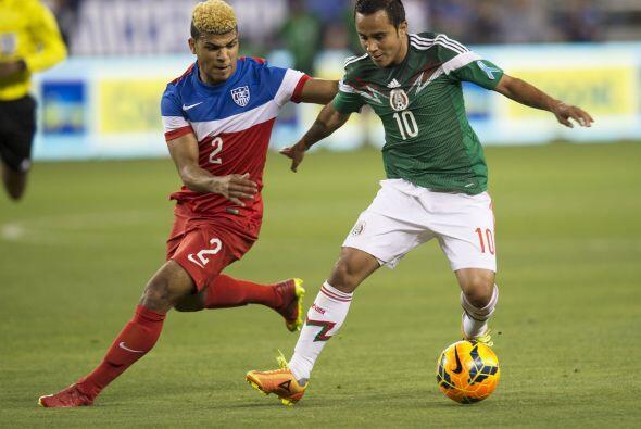 Para seis partidos, el entrenador de la Selección Mexicana ha hecho cinc...