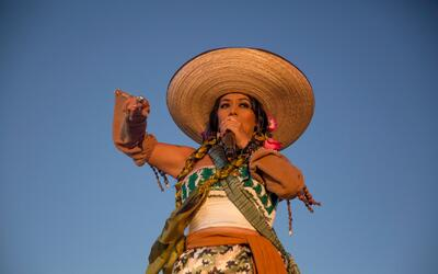 Lila Downs en RUAO