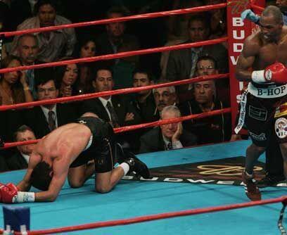 La derrota más dolorosaEn septiembre del 2004 Oscar De la Hoya y...