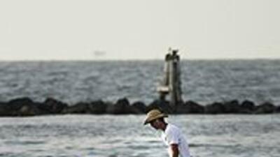 La mancha negra en el Golfo de México es más del doble de lo que se ha i...