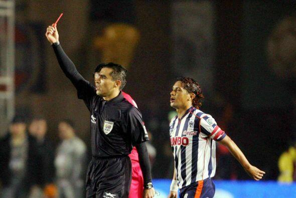 Los Rayados esperan regresar a la final sin Marco Rodríguez de por medio...