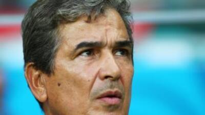 Jorge Luis Pinto ya es seleccionador de Honduras.