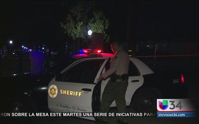 Violencia en Compton cobró la vida de bebé