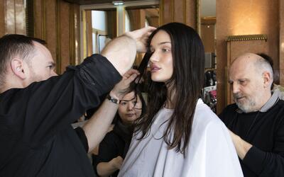 ¿Usarías una peluca si tu pelo estuviera dañado?