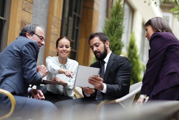 En grupo ¡es más fácil! Y tú, ¿cómo te mantienes sana en el trabajo?