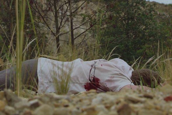 Y su primera víctima fue el joven Restrepo, quien murió inmediatamente d...