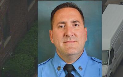 Luto en el departamento de bomberos: uno de sus miembros murió al caer d...