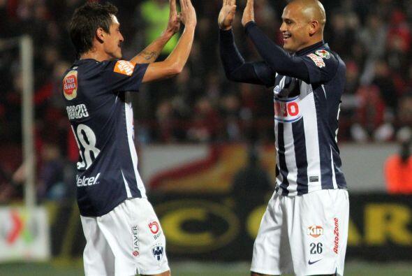 En el Torneo Clausura 2013 Monterrey tuvo una pobre actuación, pues term...
