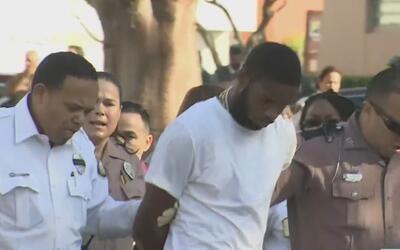 Capturan al joven que se escapó de una Corte mientras enfrentaba una aud...