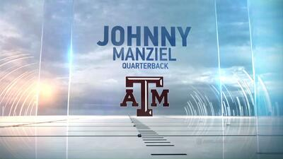 Comparación NFL: Johnny Manziel