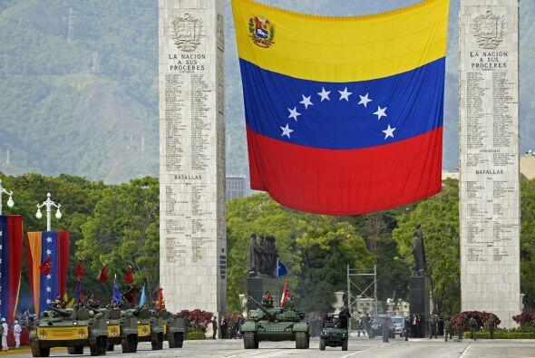 """""""Si la revolución cayera y los escuálidos (opositores) tomaran el poder,..."""