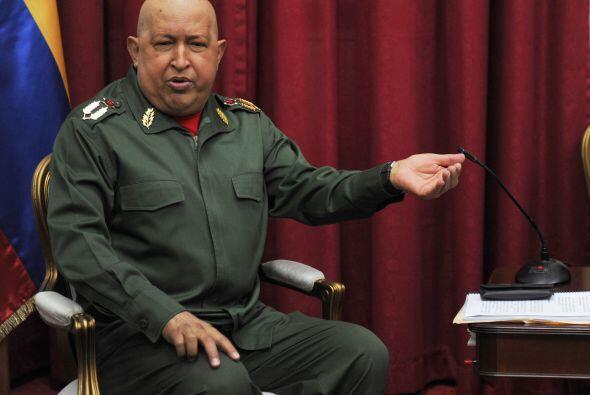 La salud del presidente venezolano Hugo Chávez ocupó los titulares de la...