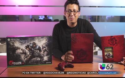 Qué hay adentro del bundle del Xbox One S 'Gears of War', edición limitada