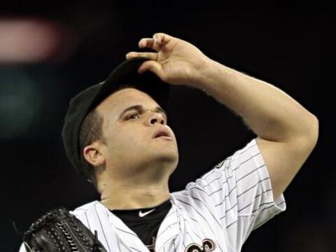SP.  Wandy Rodriguez. Astros de Houston. El zurdo lanzó por ocho...