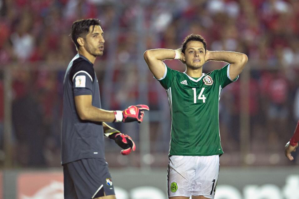 """Osorio respalda al Chicharito: """"Es injustamente criticado"""" 20161115_2643..."""
