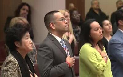'Chicago en un Minuto': la ciudad celebró ceremonia de naturalización