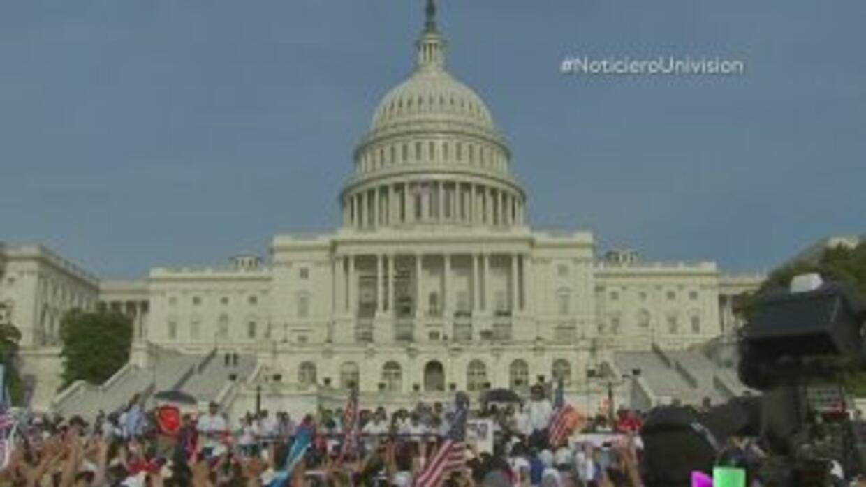 Demócratas reaccionaron a los principios republicanos en torno a la refo...