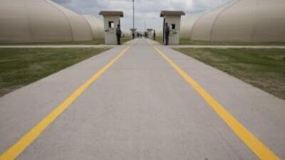 Centro de Detención de Inmigrantes de ICE en Texas.