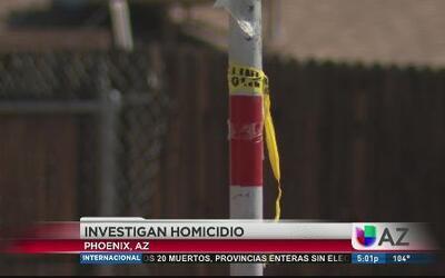 Investigan homicidio de pareja