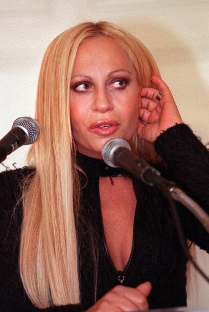 Donatella Versace es sin duda el ejemplo más claro de los malos resultad...