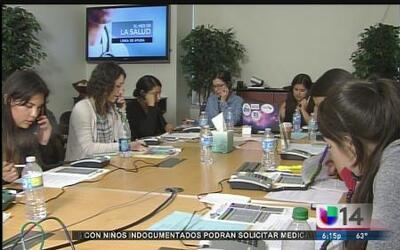 Menores indocumentados elegibles para Medi-Cal