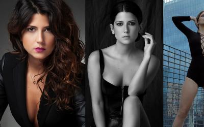 Imágenes de la actriz colombiana Valentina Acosta.