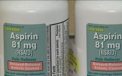 La aspirina, ¿es buena o no?