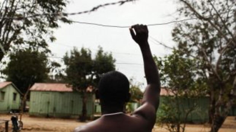 Un diputado dominicano propuso la construcción de un muro en la frontera...