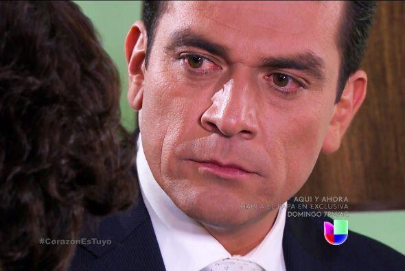 ¿Preparado Fernando? Pues Diego Nicolás no es tu hijo, su...