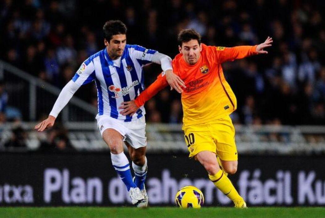 El dominio del Barcelona continuó, pero los goles no llegaron.