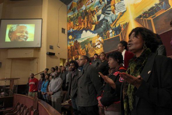 La Primera Iglesia Episcopal Metodista Africana en el Sur de Los &Aacute...