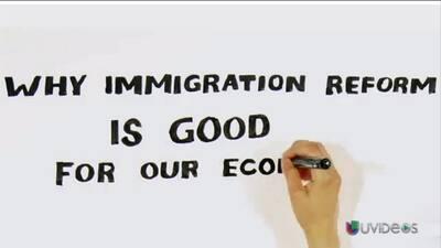 Reforma migratoria beneficiaría economía
