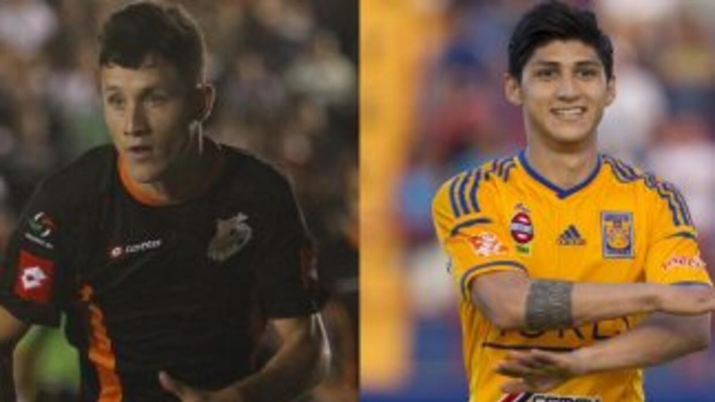 Tigres y Alebrijes por el título de la Copa MX.
