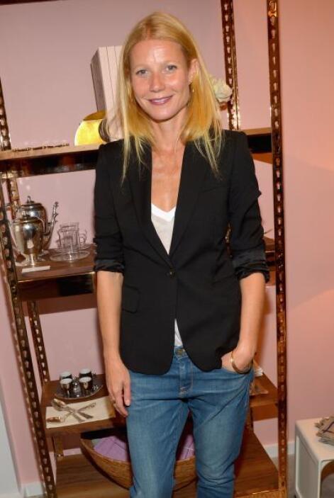 Sin duda alguna, con Gwyneth Paltrow tuvo una de las relaciones más esta...