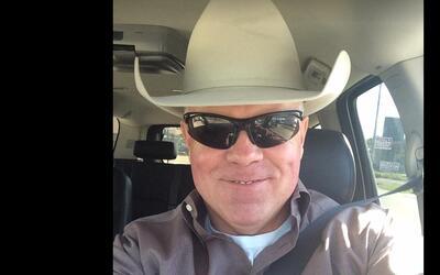 El jefe de la policía del condado de Denton Tracy Murphree ha cau...