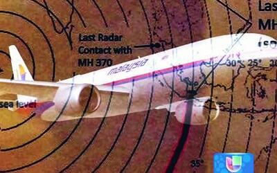 Nuevos detalles de la búsqueda del vuelo 370 de Malaysia Airlines