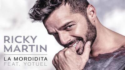 ¡Agrr! Ricky Martin te quiere dar 'La Mordidita'