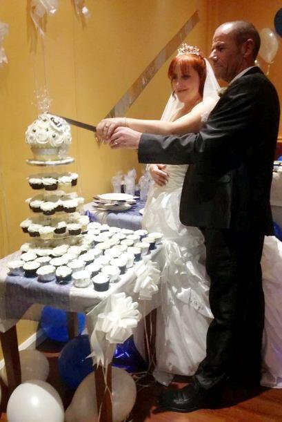 La boda se realizó como estaba planeada y los enamorados pudieron...