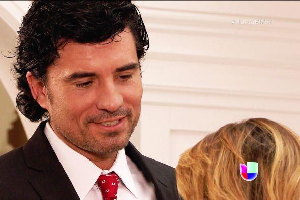 Armando se convirtió en un hombre importantísimo en la vida de Alexa.