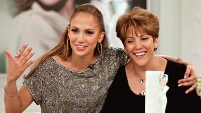 Jennifer Lopez habló sobre su madre como nunca antes