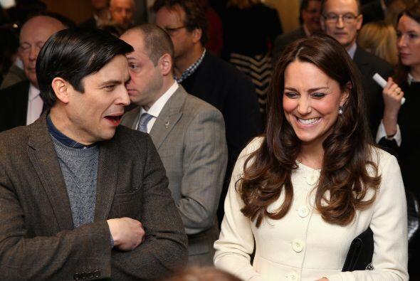 ¡Visitó el set de grabación de su serie favorita, Downton Abbey!