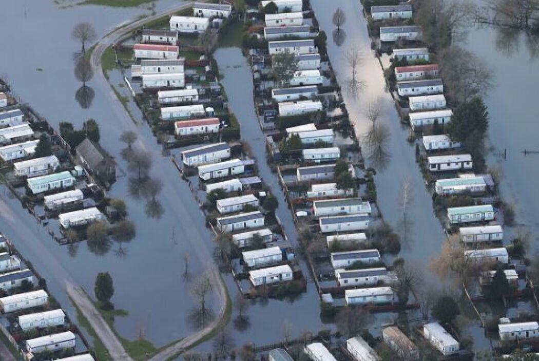 Se espera que las áreas más castigadas por las nuevas precipitaciones se...