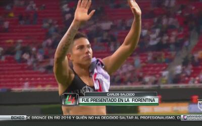 Carlos Salcedo resignó mucho dinero para irse a la Fiorentina
