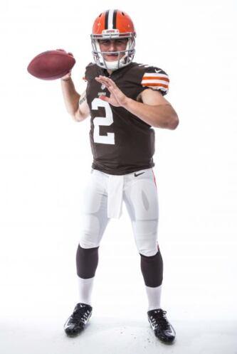 Durante el primer trimestre del año, el jersey #2 de los Cleveland Brown...